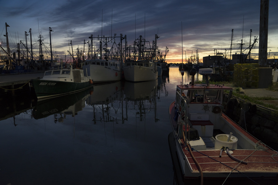 New Bedford Fishing Heritage Center - Phil Mello Photo