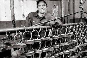 Mathieu Lemieux of Blue Fleet Welding