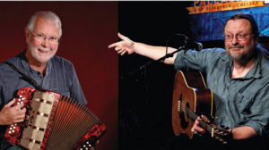 Concert: John Conolly and Rob van Sante @ New Bedford Fishing Heritage Center